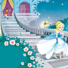 Cinderella - Finden pub.
