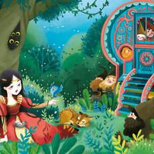 Dani Dogliani Snow White