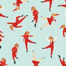 Santa's Dance pattern