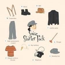 Susie Starter Pack