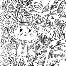 The wonders of a secret garden