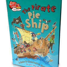 The Planktown pirates decide to make pies for there income rather than go stealing gold