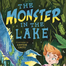 The Monster in the Lake, Nosy Crow