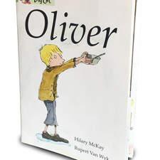 Collins, Big Cat, Oliver Twist