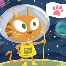 Cole Roberts Space Cat