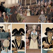 Elisabeth's trial during french revolution