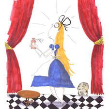 Fan Art for Alice in Wonderland