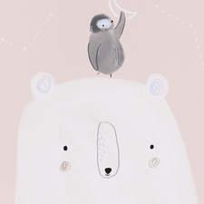 Polar Bear and Penguin friend.