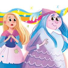Cinderella. Publisher: Gribaudo