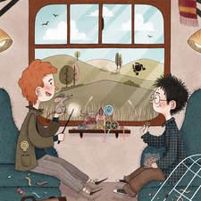 "Harry Potter – ""Hogwarts Express"""