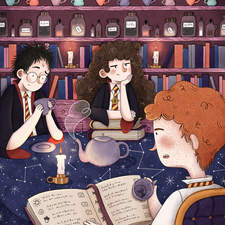 "Harry Potter – ""The Grim"""