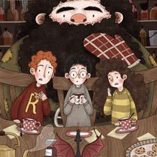 """Harry Potter – """"Norbert"""""""