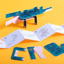 Alphapets toy design - slot letters together to make model animals out of their name.
