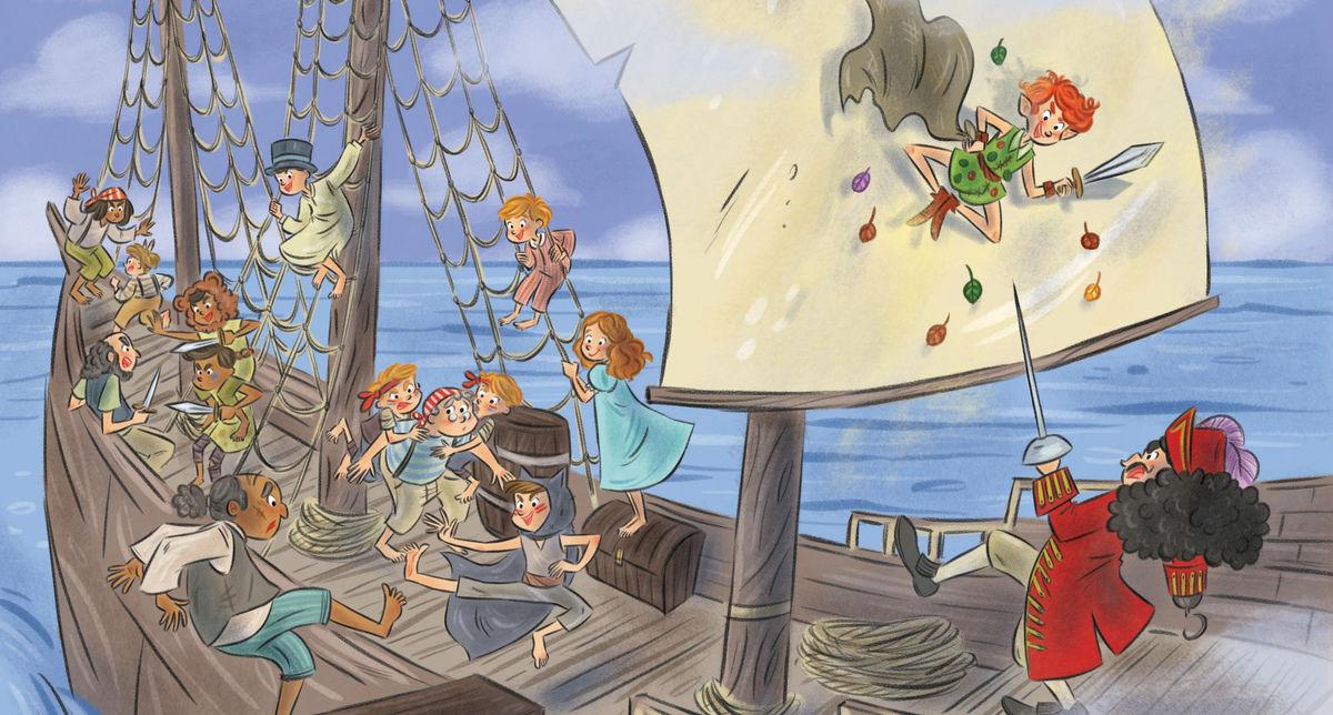 Peter Pan6 Rgb