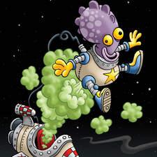 Alien Nursery Rhyme