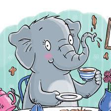 Elephant- book cover