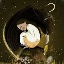 First illustration for Folktale Week 2020
