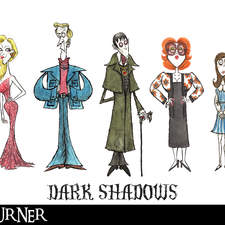 Dark Shadows characters