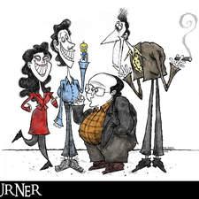 Seinfeld characters