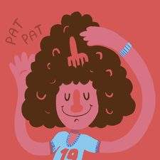 A is for Afro