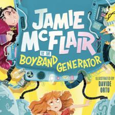 Jamie Mc Flair vs the boyband generator