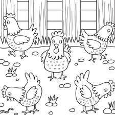 Magic Painting Farm 1