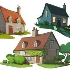 House concept designs.
