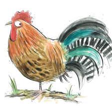 Rooster - Sunnyside Rural Trust