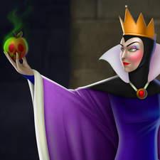 The Evil Queen of Snow White, Queen Grimhilde