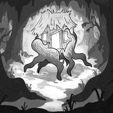 The Creeping Hut