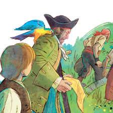 Treasure Island - The Treasure Hunt