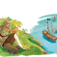 Treasure Island - Ben Gunn