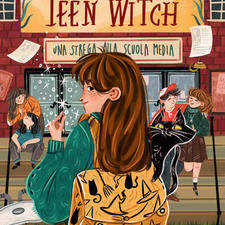 "Teen Witch, edited by ""Battello a Vapore"" Mondadori."