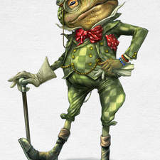 The Adventures of Mr. Toad, The wind in the Willows