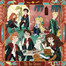Litjoy crate Harry Potter Magical Box serie