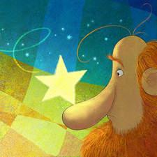 The star counter, children book