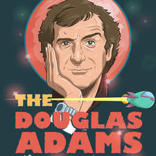 Logo for Douglas Adams Memorial Lecture for Save the Rhino
