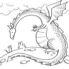 The night dragon- comprehension