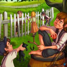 Tom Sawyer :-)