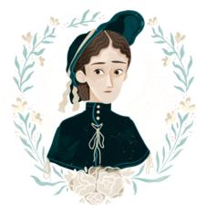 Jane Eyre portrait