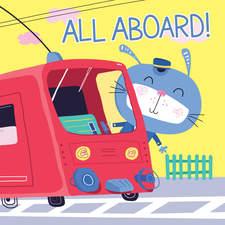 All aboard the tram