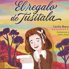 Tusitala's gift (El regalo de Tusitala), by Cecilia Blanco. AZ editorial (Argentina).