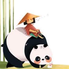 Panda friend