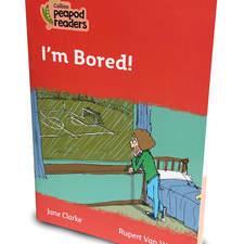 Collins, peapod readers, I'm Bored!