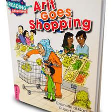 Cambridge reading adventures, Arif goes shopping
