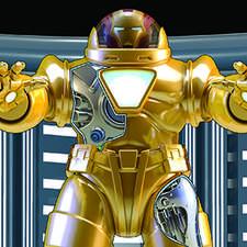 Iron Man Armoury
