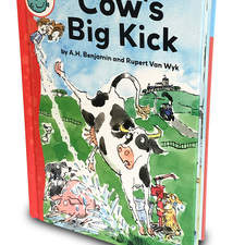 Watts, tadpoles, Cow's Big Kick