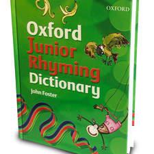 Oxford University Press, Oxford Junior Rhyming Dictionary