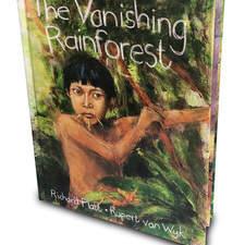 Francis Lincoln, The Vanishing Rainforest