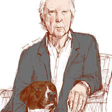 IM-Magazine, Portrait of the late Brian Sewell